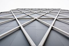 Office building. Business building. Exterior of building. Stock Photography