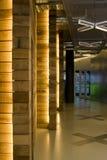 Modern office corridor Royalty Free Stock Photography