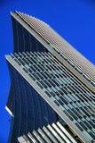 Modern office glass skyscraper Stock Photos
