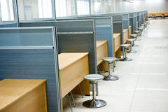 Modern office interior Royalty Free Stock Photo