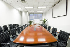 Modern office interior Boardroom Royalty Free Stock Photo