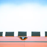 Modern office interior Boardroom Royalty Free Stock Photography