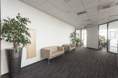 Modern office interior Royalty Free Stock Images