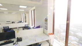 Free Modern Office Interior. Interior Of A Modern Office Royalty Free Stock Image - 139269956