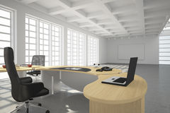 Modern office loft style Stock Photo
