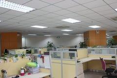 The Modern office plan Stock Photos