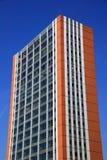 Modern office skyscraper Royalty Free Stock Photos