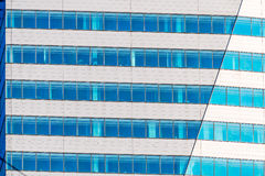 Modern office skyscraper Royalty Free Stock Photo