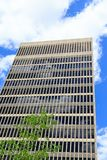 Tall concrete and glass building Royalty Free Stock Photography