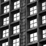 Modern offices building - detail Stock Images