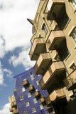 Modern omgezet pakhuis Stock Foto