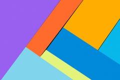 Modern ontwerp als achtergrond Stock Foto