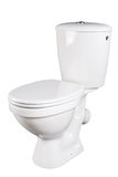 Modern ontwerp van toiletkom 2 Royalty-vrije Stock Foto's