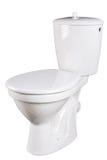 Modern ontwerp van toiletkom 2 Stock Fotografie