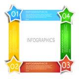 Modern Ontwerpmalplaatje Royalty-vrije Stock Foto's