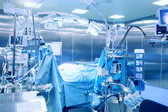 Modern operating room Royalty Free Stock Image