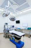 Modern operating room Royalty Free Stock Photos