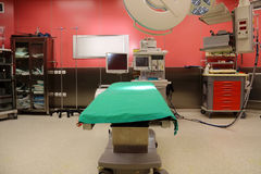 Modern operating surgery room in hospital Royalty Free Stock Photography