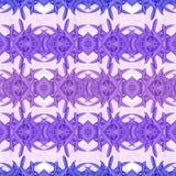 Modern Oriental Abstract Pattern Stock Image