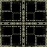 Modern Ornate Seamless Mosaic Stock Photos