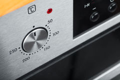 Modern oven Royalty Free Stock Photo