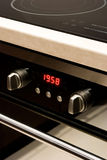 Modern Oven Stock Photography