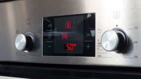 Free Modern Oven Royalty Free Stock Photography - 48788277
