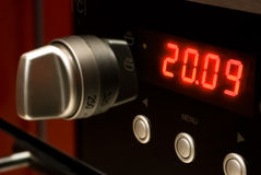 Modern Oven Stock Photo