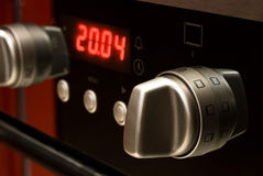 Modern Oven Stock Images