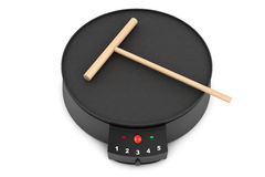Modern Pancake Maker Royalty Free Stock Images