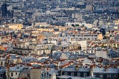 Modern Paris Royalty Free Stock Image