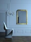 Modern Parisian Interior 2 Royalty Free Stock Photography