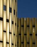 Modern parking building. De Cope in business area Papendorp, Utrecht, the Netherlands Stock Image
