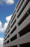 Modern Parking Structure Royalty Free Stock Photography