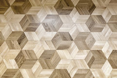 Modern parquet Stock Photography