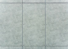 Modern partition board. Royalty Free Stock Photography