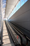 Modern passenger conveyors Royalty Free Stock Photography