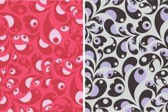 Modern pattern. Illustration of modern design pattern Stock Image