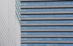 Modern pattern of High rise building for Background.  stock photography