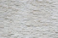 Modern pattern of real stone wall Royalty Free Stock Images