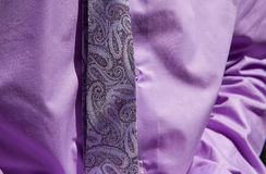Modern pattern tie Royalty Free Stock Images