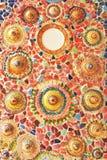 Modern pattern wall Royalty Free Stock Photos