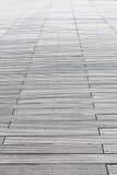 Modern pavement Royalty Free Stock Image