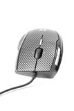 Modern PC mouse Royalty Free Stock Photo