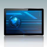 Modern Pc Tablet Vector Stock Photography