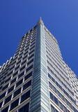 Modern Peaked Corner Skyscraper Vertical Royalty Free Stock Image