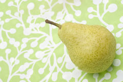Modern Pear Royalty Free Stock Photos