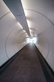 Modern pedestrian tunnel Stock Photos