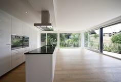 Modern penthouse Stock Photo