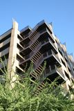 Modern Phoenix parking garage building Stock Image